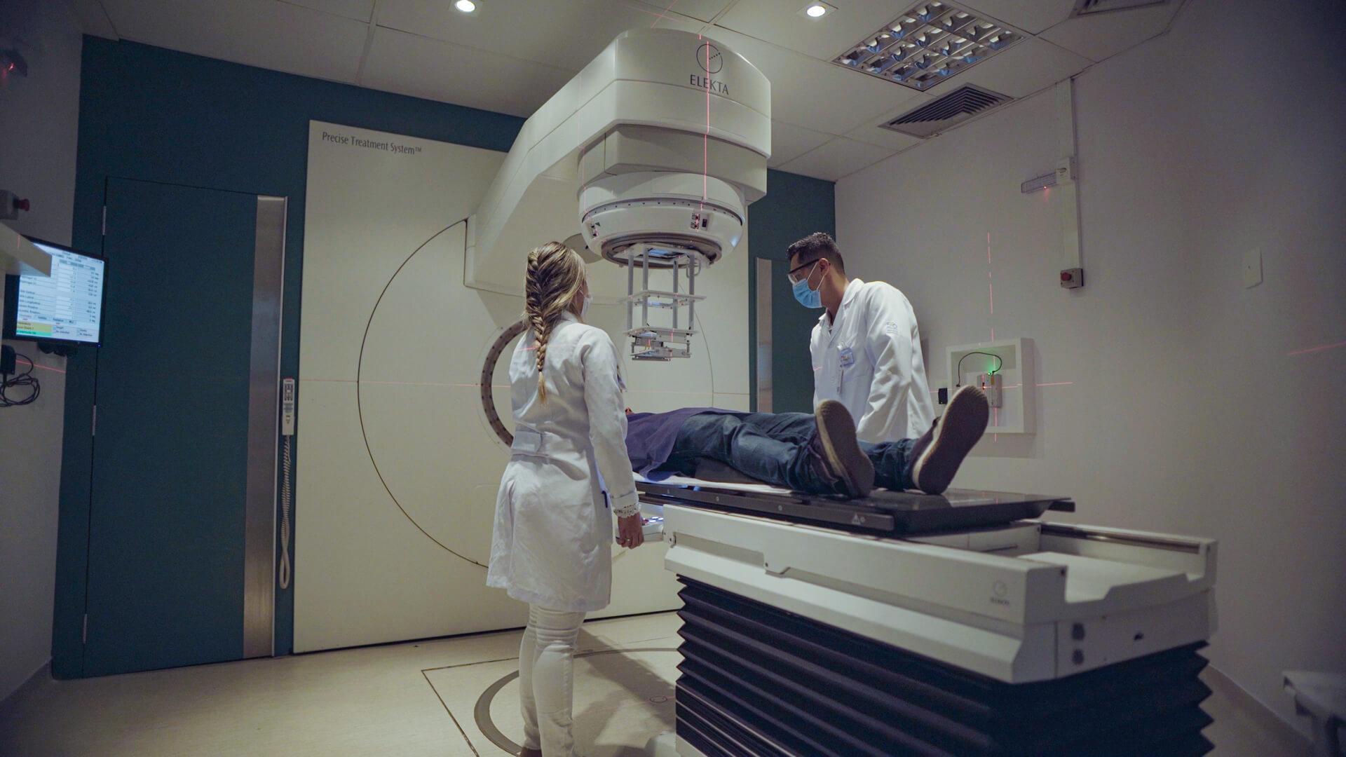 Quais são os efeitos causados pelo tratamento radioterápico?